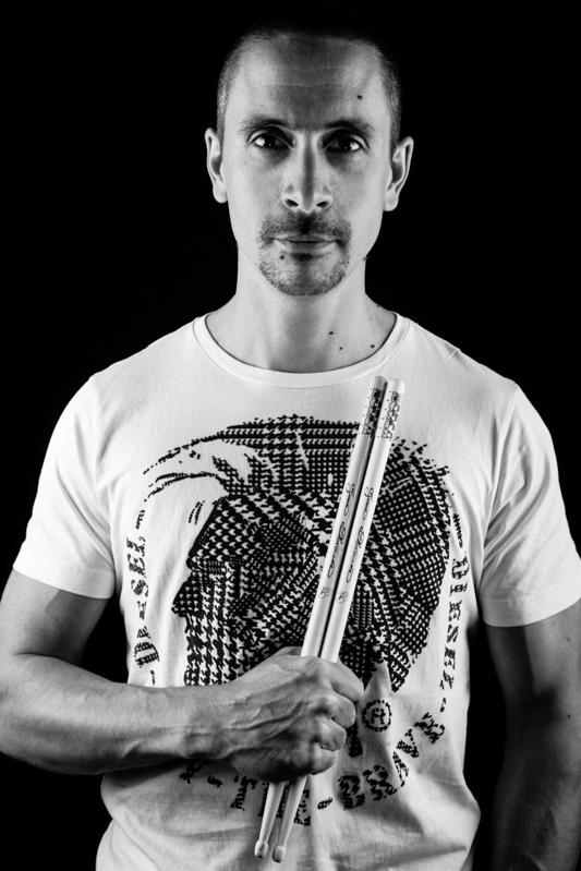 jean davoisne, batteur francais, franch drummer, drummer